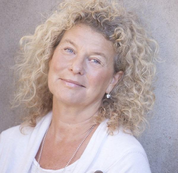 Porträttbild Ann-Charlotte Nordenson